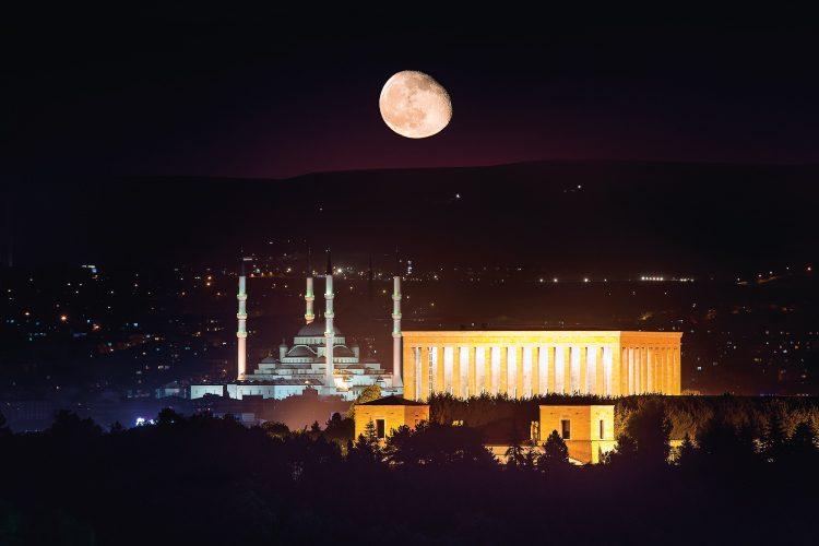 Anıtkabir mimarisi hakkında ilginç bilgiler