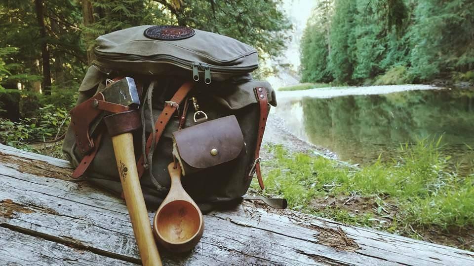 Doğada İlkel Yaşam Deneyimi 'Bushcraft'