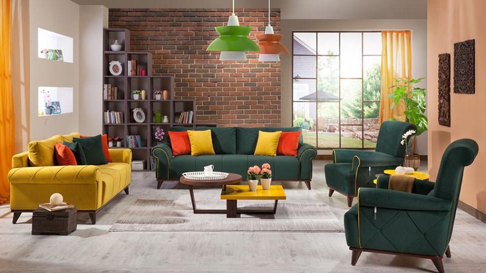 Evinin dekorasyonunu değiştirmek isteyenlere; Modern dekora fikirleri
