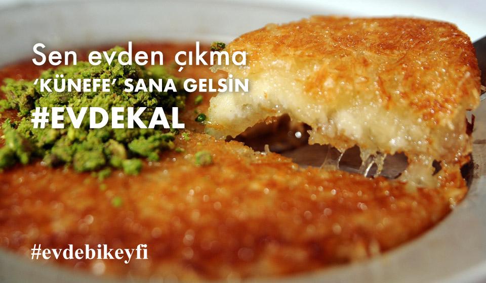 Bursa'da Künefe nerede yenir? Eve Künefe Siparişi nereden verilir?