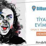 Bursa Tiyatro: Titanik Orkestrası