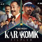 Karakomik Filmler - 2 Arada