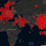 Corona Virüsü Canlı Harita Takibi