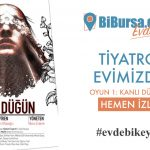 Bursa Tiyatro: Kanlı Düğün İzle