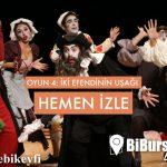 Bursa Tiyatro: İki Efendinin Uşağı