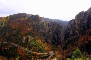Sadağı Kanyonu