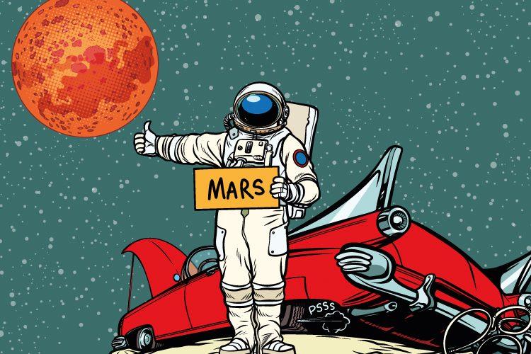Uzay hakkında ilginç bilgiler