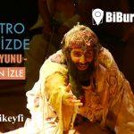 Bursa Tiyatro: Çöl Oyunu