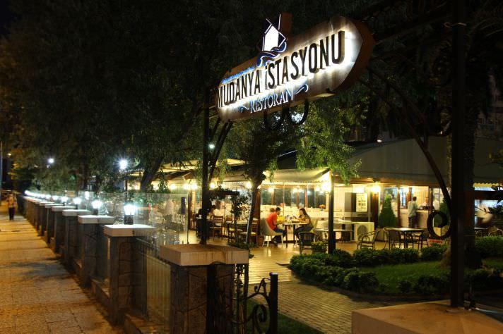 Mudanya İstasyonu Restoranı