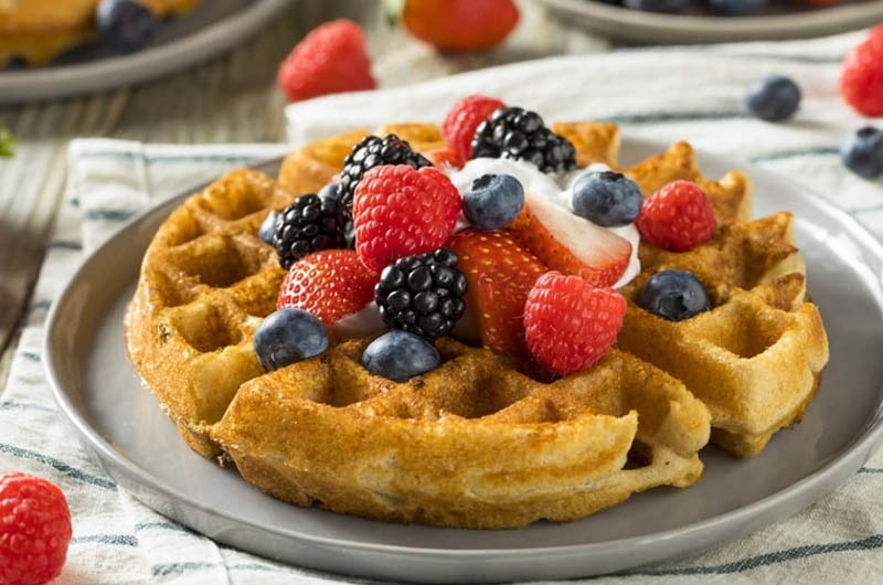 Ayvalık Waffle