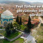 360 Derece Yeşil Türbesi ve Yeşil Camii