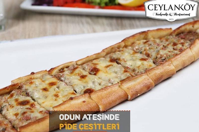 Ceylanköy Restaurant / Geçit Mah. Pide Siparişi