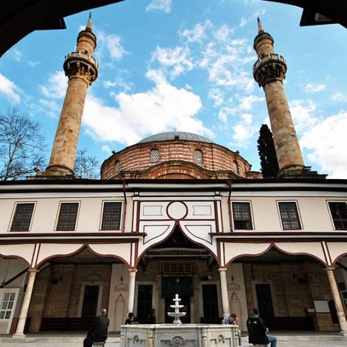 Emir Sultan Camii / 360 Derece