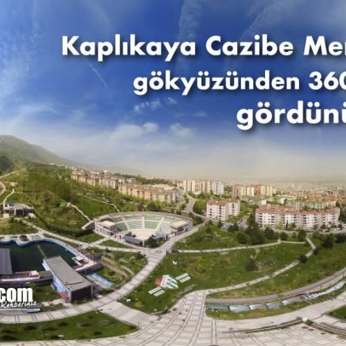 Bursa Kaplıkaya Cazibe Merkezi