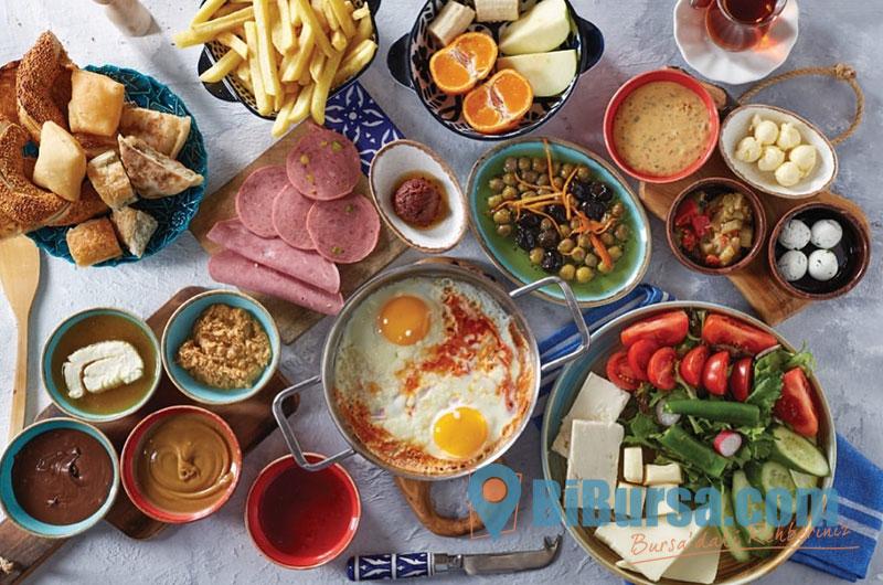 Bursa Mudanya Serpme Kahvaltı Mekanları