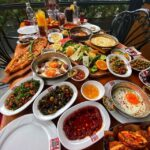 Kadim Restaurant (Khayal Restaurant) serpme kahvaltısı