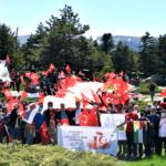 Osmangazi Belediyesi, 19 Mayıs'ı Zirvede Kutladı