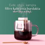 Pratik Filtre Kahve Nedir, Nasıl Demlenir?